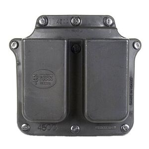 Fobus GLOCK 10mm/.45 ACP Belt Double Magazine Pouch Kydex Black 6945BH