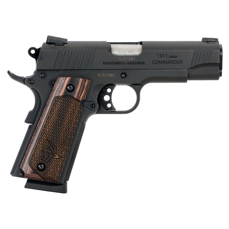 Taurus Commander 1911  45 ACP Semi Auto Pistol 4 20