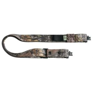 Outdoor Connection Super Sling 2+ Mil-Spec Webbing Sling Swivels Nylon Mossy Oak Break-Up TPBUDS