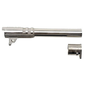 """Wilson Combat  1911 .45 ACP and Government Drop In Barrel and Bushing 5"""" Stainless Steel 33D"""