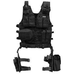 Barska Loaded Gear VX-100 Tactical Vest/Leg Platform