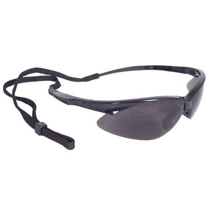 Radians Outback Glasses Smoked Lenses Black Frame OBO120CS