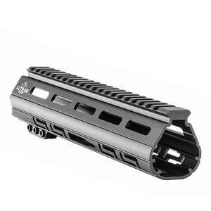 Luth-AR AR-15 The Palm Handguard 9 Inch Free Float M-LOK Picatinny Top Rail Aluminum Black