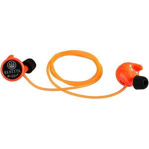 Beretta Off Shot Mini Headset Passive Ear Plugs 32db Polymer Orange