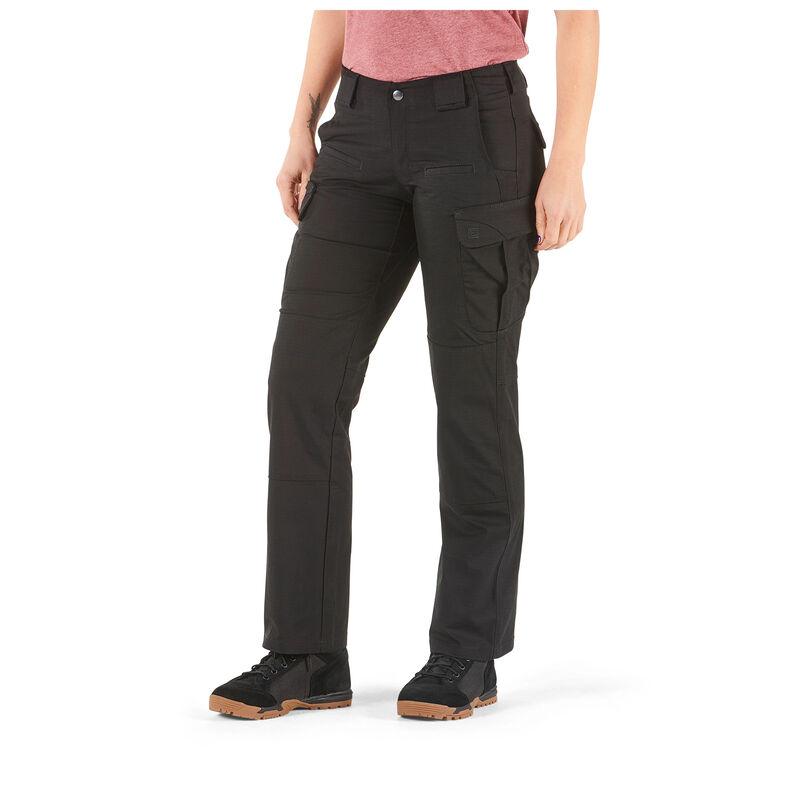 5.11 Tactical Women's Stryke Pants Flex-Tac Cotton/Poly Size 12 Regular Khaki 64386