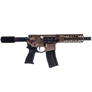 """Diamondback Firearms DB15 5.56 NATO Semi Auto Pistol 10.5"""" Barrel 30 Rounds Flat Dark Earth"""