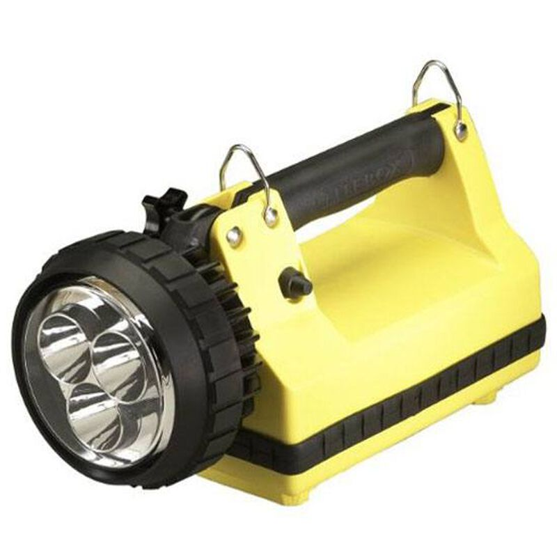 Streamlight E Spot LiteBox Rechargeable Flood Light 540 Lumens 3 LEDs Mount System Yellow