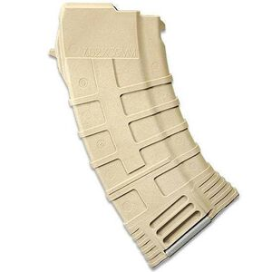 TAPCO INTRAFUSE AK-47 Magazine 7.62x39mm 20 Rounds Polymer Dark Earth 16645