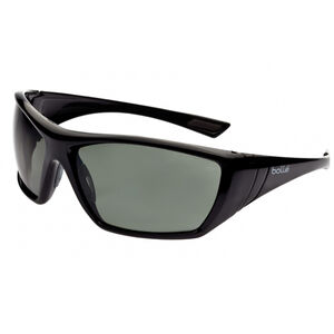 Bollé HUSTLER Safety Glasses Standard Smoked Lens Outdoor 40149