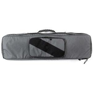 "Haley Strategic Partners INCOG Discreet Rifle Bag .25"" Closed Cell Foam YKK Zippers 1000D Cordura Nylon Disruptive Gray INCOG-RIF-LONG-GREY"