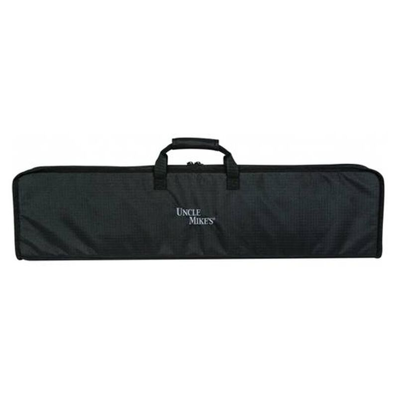 """Uncle Mike's AR-15/MSR Upper Carrying Case 33""""x8""""x2"""" Black 52112"""
