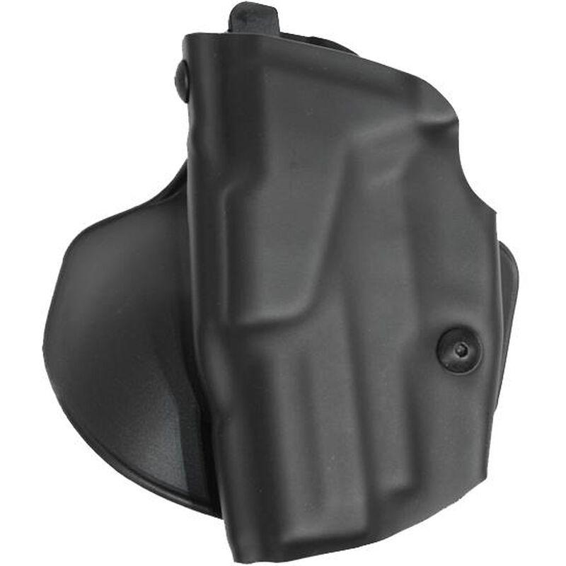 "Safariland 6378 ALS Paddle Holster Left Hand GLOCK 26/27 with 3.5"" Barrel STX Plain Finish Black 6378-183-412"