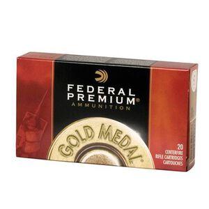 Federal Gold Medal Match .308 Winchester Ammunition 20 Rounds 175 Grain Sierra MatchKing BTHP 2600 f