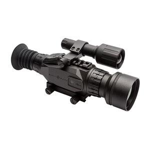 Sightmark Wraith 4-32x50 Digital Riflescope Aluminum Black