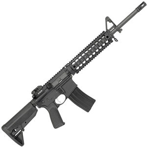 "Bravo Company USA MID-16 Mod 2 Semi Automatic Rifle 5.56 NATO 16"" Barrel Mid Length Gas System Railed Handguard  6 Pos Stock A2 Grip 30 Round Mag"