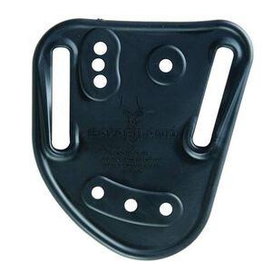 "Safariland 567BL 1 1/2"" Belt Loop Plate Injection Molded Nylon Black"