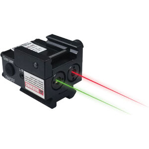 DMA Sub-Compact Green Laser & Red Laser Combo XTS-ML2