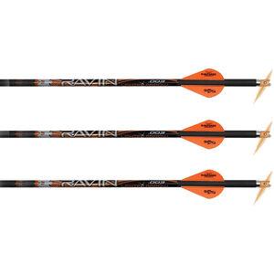 "Ravin .003 Match Grade Lighted Arrows Carbon Construction 20"" Long 400 Grain 3 Pack"