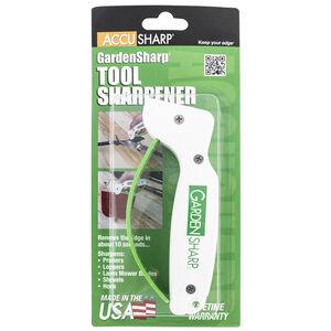 AccuSharp Garden Sharp Tool Diamond Tungsten Carbide White/Green Color