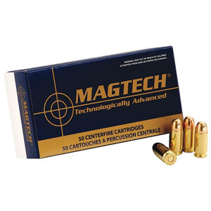 Magtech .25 ACP Ammunition 50 Rounds FMJ 50 Grains 25A