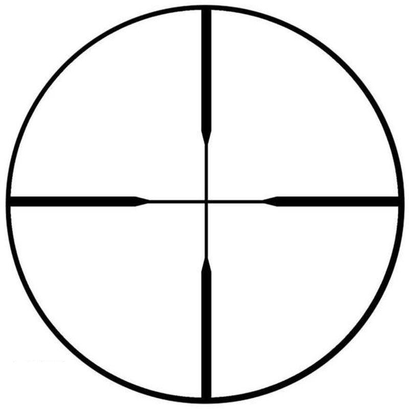 "Sun Optics Vixen Performance 3-12X40 1"" Riflescope (Duplex)"