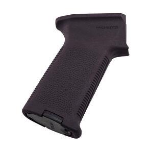 Magpul MOE AK Pistol Grip for AK-47/AK-74 Variants Basic Grip Cap Reinforced Polymer Plum MAG523-PLM