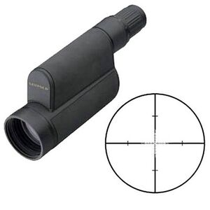 Leupold 20-60x80mm Leupold Mark 4 Tactical Spotting Scope TMR Reticle