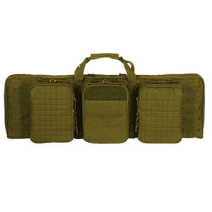 "Voodoo Tactical 36"" Deluxe Padded Weapons Case Coyote Tan 15-005507000"