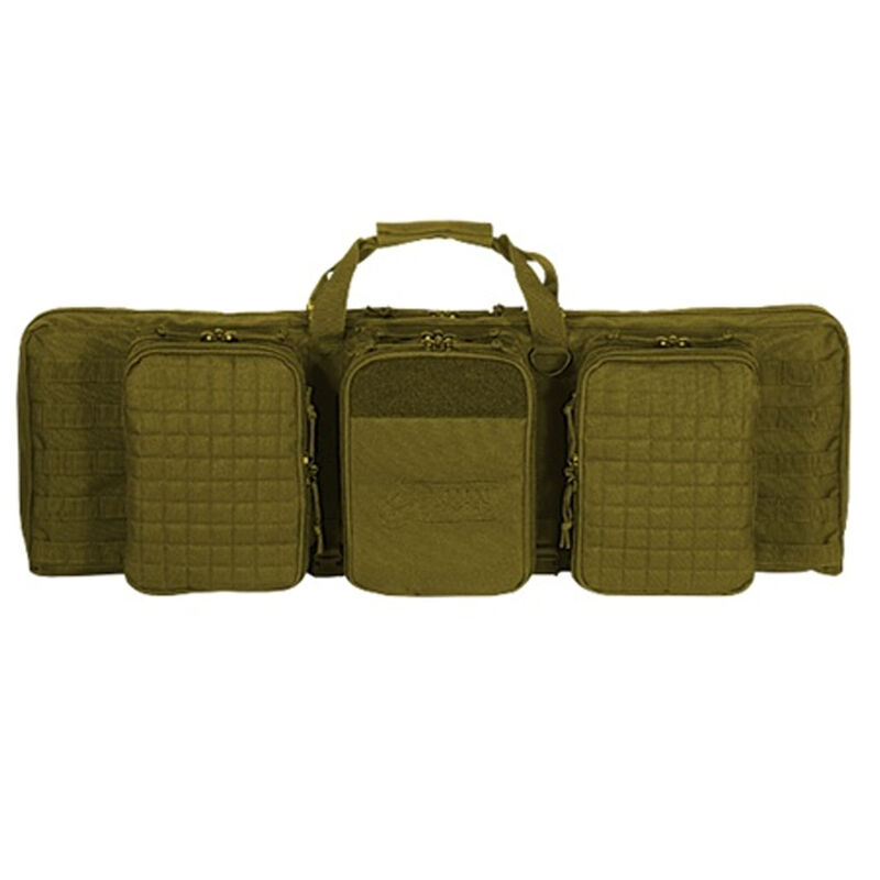 """Voodoo Tactical 36"""" Deluxe Padded Weapons Case Coyote Tan 15-005507000"""