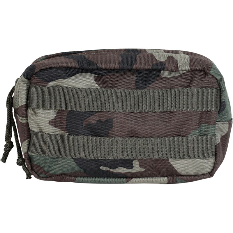 Voodoo Tactical Utility Pouch Woodland Camo
