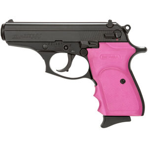 "Bersa Thunder.380 ACP 3.5"" Barrel 8 Rounds Pink Grips Matte Blued"