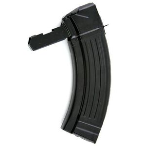 Target Sports SKS Magazine Black Warrior 7.62x39 30 Round Blue JMAZ