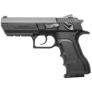 "IWI Jericho 941 PL Full Size Semi Auto Handgun 9mm Luger 4.4"" Barrel 10 Rounds Adjustable Sights Polymer Frame Black J941PL910"
