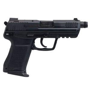 "H&K HK45C Tactical V7 Semi Auto Pistol .45 ACP 4.57"" Threaded Barrel 10 Round Black"