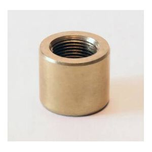 LongShot Smooth Barrel Thread Protector 1/2-28 for Chiappa Little Badger Polished Brass