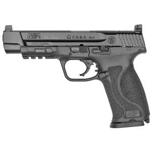 "S&W M&P9 M2.0 Performance Center 9mm Semi Auto Handgun 5"" Barrel 17 Rounds C.O.R.E Optics Mounting Kit Black"
