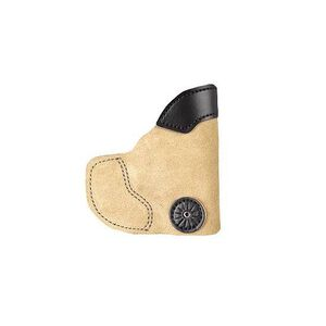 DeSantis Pocket-Tuk IWB/Pocket Holster Beretta PX4/Springfield XD 9/40 Sub Compact Right Hand Leather Tan 111NA77Z0