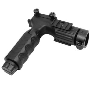 "JE Machine Tactical Grip with 1"" Flashlight Adapter"