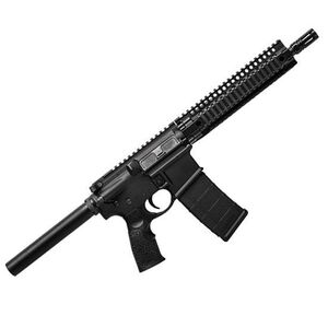 "Daniel Defense DDM4300 AR-15 Semi Auto Pistol .300 BLK 10.3"" Barrel 30 Rounds Quad Rail Black 02-088-22179"