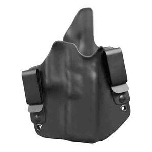 Phalanx Defense Systems Stealth Operator Full Size Multi-Fit IWB Holster Right Hand Polymer Black