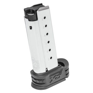 Springfield Armory XD-S 7 Round Magazine .40 S&W with Black Sleeve Stainless Steel