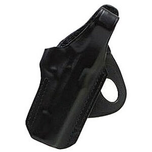 BLACKHAWK! Angle-Adjust Paddle Holster Right Hand Black Leather Fits Walther P99