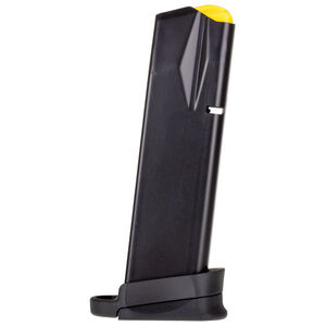 Taurus Firearms G3 Magazine 9mm Luger 17 Rounds Polymer Base Plate Grip Sleeve Alloy Body Black Finish