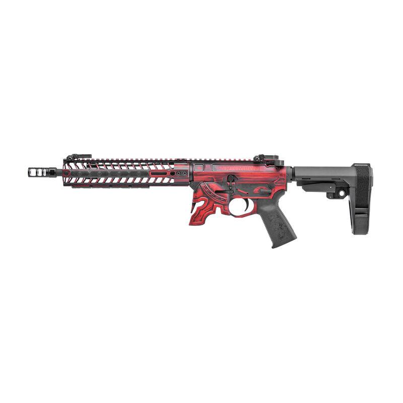 Spikes Rare Breed Spartan AR-15 5 56 NATO Semi Auto Pistol 11 5