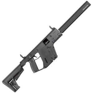 "Kriss USA Kriss Vector Gen II CRB 10mm Auto Semi Auto Rifle 16"" Barrel 15 Rounds Kriss M4 Stock Adapter/Defiance M4 Stock Matte Black Finish"