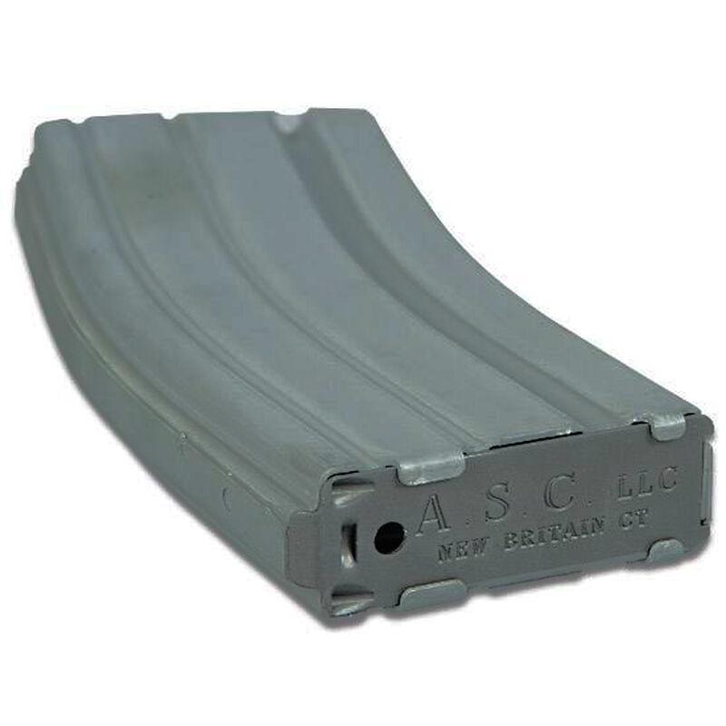 ASC AR-15 30 Round Magazine 5.56 NATO Anti-Tilt Gray