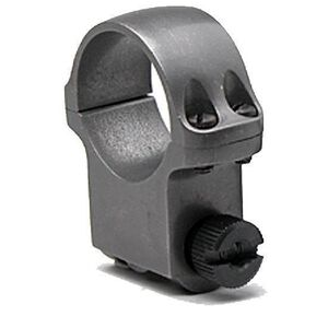 "Ruger 1"" Scope Ring High Target Grey Stainless"