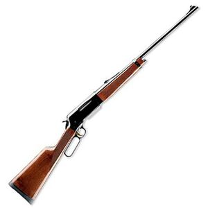 """Browning BLR Lightweight '81 Lever Action Rifle .223 Rem 20"""" 4 Rounds Walnut Stock Blued 034006108"""