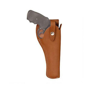 Hunter Company SureFit Unlined Belt Holster Size 5 Right Hand Leather Brown 22105