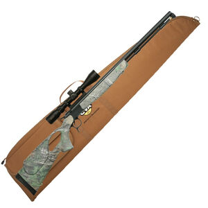 "CVA Optima V2 Nitride Barrel Break Action Black Powder Rifle .50 Caliber 28"" Barrel 3-9x40 Scope RealTree Xtra Synthetic Stock Black Nitride Finish"